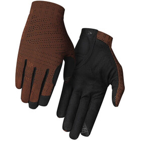 Giro Xnetic Trail Gloves Men red orange